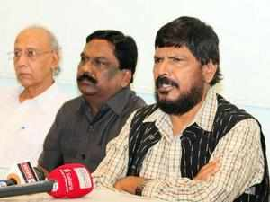 Shiv Sena, BJP and RPI, alliance partners in Maharashtra, today said they are united and would contest the next Lok Sabha polls together.