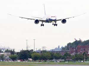 """The Civil Aviation Ministry termed as """"totally undesirable"""" a panel falling off a Boeing 787 Dreamliner while landing at the Bangalore airport over a week ago."""