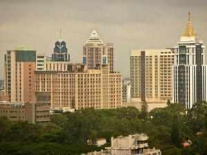 Bangalore tops the list of 21 best business destinations in the country ranked on the basis of socio-economic and infrastructure factors.