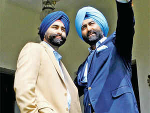 Brothers Malvinder and Shivinder Singh have built, bought and sold companies, but not all of it has been pretty.