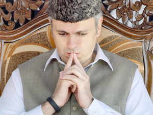 """Both factions of Hurriyat Conference today attacked Jammu and Kashmir CM Omar Abdullah in unison over his statement asking to explore """"other options""""."""