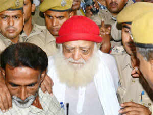 Self-styled godman Asaram, whose police remand in connection with the sexual assault case, got over today, was taken back to Jodhpur by the SIT.