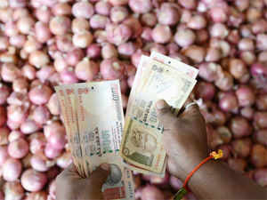 Onion prices soared to all-time high of Rs 90 per kg in major cities today, prompting the government to consider importing the commodity to cool rates