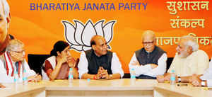 The BJP has blasted the government's attempt to dust up the controversial Communal Violence Bill.