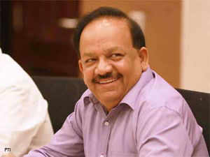 Decision on Vardhan's name was taken by the party's parliamentary board meet held in New Delhi today.