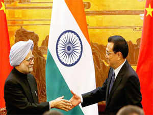 The issue of stapled visas to two Indian women archers from Arunachal Pradesh by the Chinese Embassy in Delhi recently was raised during the discussions between Prime Minister Singh and Premier Li Keqiang.