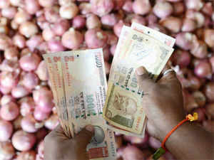 Onion prices continued to hover at record highs of Rs 90 per kg for the third day today with no sight of respite as Agriculture Minister Sharad Pawar said rates will remain high for two-three more weeks
