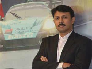 Suvajit Karmakar, Chief Executive Officer, ALD Automotive Private Ltd, a Societe Generale Group company