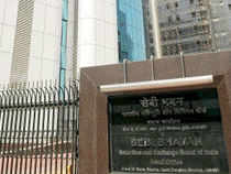 Market regulator Sebi today barred Cals Refineries from issuing equity shares and any other security for a further eight years.