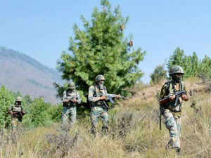 Over 140 ceasefire violations have been reported this year, the highest in the past eight years, the Indian military said.
