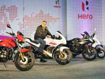 The company has sold about 29.75 lakh units in the first half of this year, almost the same number sold in the first half of the previous year.