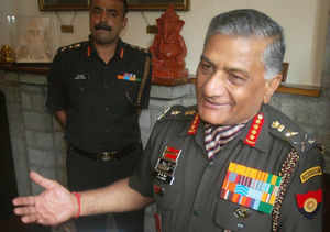Supreme Court pulls up General VK Singh for contemptuous remarks on age-row