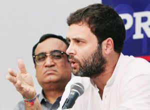 I see myself in aggrieved riot victim: Congress vice-president Rahul Gandhi