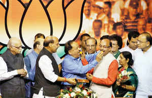 BJP trusts Dr Harsh Vardhan as its chief ministerial candidate for Delhi