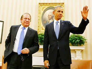 US President Barack Obama today asked Prime Minister Nawaz Sharif why the trial of Mumbai attackers has not started.
