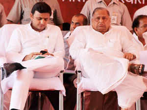 "Terming the UPA government as ""anti-backward,"" SP supremo Mulayam Singh Yadav today launched a campaign to woo the community."