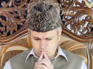 Omar Abdullah fixed time period of three months for the formulation of a comprehensive trade policy for the state.