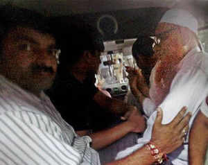 Abdul Karim Tunda was today sent back to judicial custody for 14 days by a Delhi court after he was produced by Hyderabad Police.