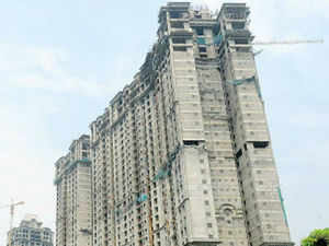Housing sales have risen by 18 per cent in the Delhi-NCR region during the first half of this year at 35,000 units, showing signs of improvement in the property market that has been facing slowdown in demand