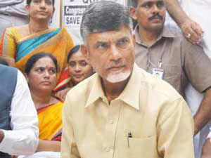 TDP president N Chandrababu Naidu today asked the Andhra Pradesh government not to accept the recommendation of AP Industrial Infrastructure Corporation.