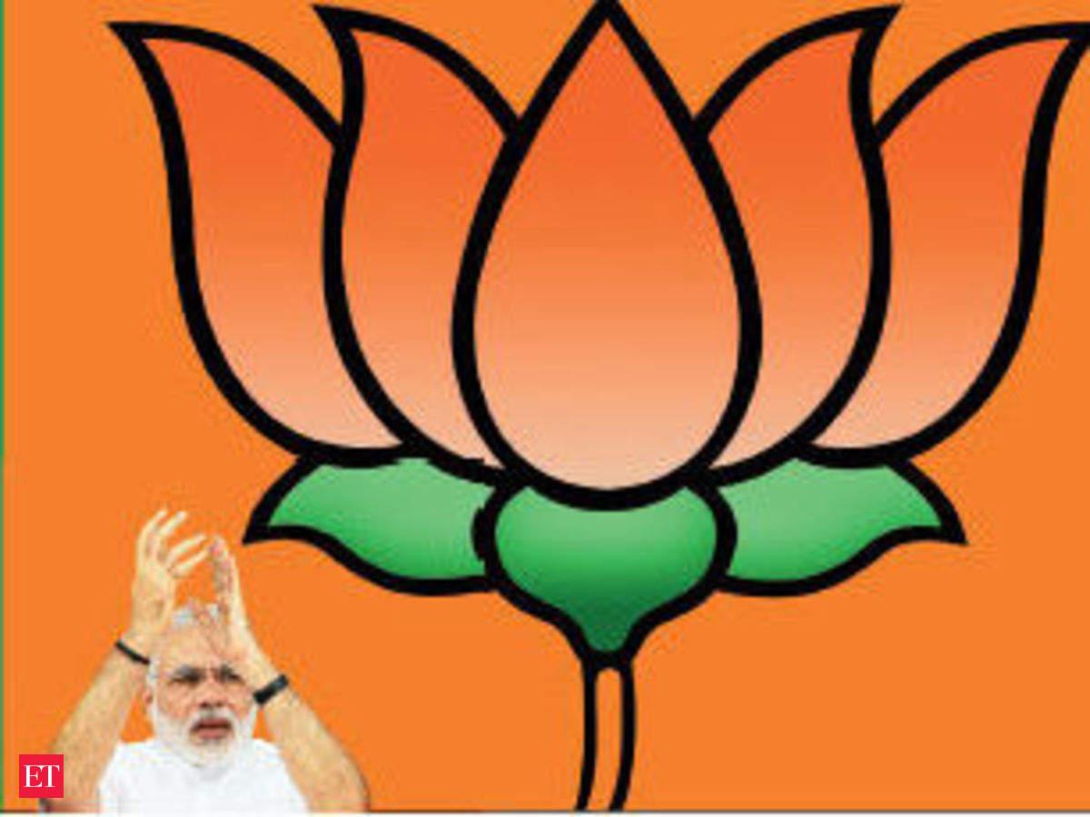 Brand Modi Threatening To Eclipse Bjp Symbol The Lotus The