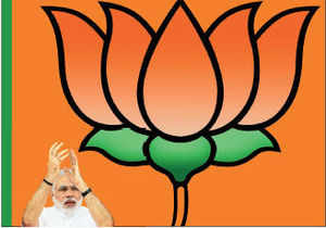 Brand Modi threatening to eclipse BJP symbol, the lotus