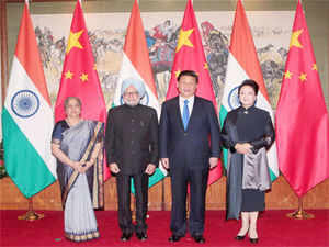 India and China have made history during the just concluded visit of Prime Minister Manmohan Singh by working on a new set of rules for the smooth development of bilateral ties and reshape the world, the Chinese media said today.