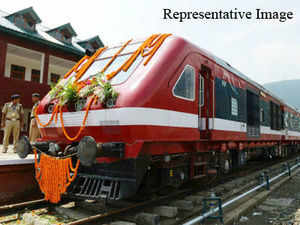 Updates on all of Central Railway's Mainline services can be accessed by logging on to the website trainenquiry.com.