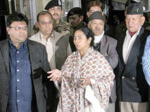 The CM is in Darjeeling now on her 5 days long trip that is to conclude on Saturday.
