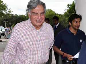 """""""If corporate battle had not happend, this would not have come out in public,"""" senior advocate Harish Salve, appearing for Ratan Tata said. (BCCL)"""