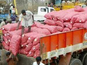 Onion is selling between Rs 90 to 100 per kg in most of the retail markets in the city.
