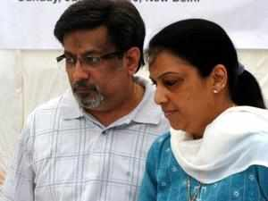 The lawyer of Rajesh and Nupur Talwar today said that the couple was framed in the Aarushi-Hemraj murder and the entire case was turned against them by CBI.