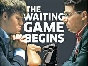 Anand-Carlsen duel to be the Chess world's important event