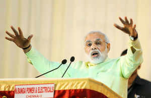 In one of his fiercest attacks on Gandhi, Modi ridiculed the Congress leader for lamenting the death of his grandmother in one of his recent speeches.