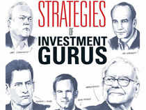 ET distills the wisdom of five leading market experts and uses it to identify winning stocks.