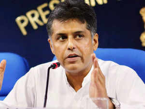 """""""From Gandhi's assassination to Gujarat pogrom, RSS/BJP responsible for polarisation and radicalisation - allows frenemy's to fish in troubled waters,"""" Tewari said."""