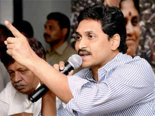 Jaganmohan Reddy today called on Telugu people to give 30 Lok Sabha seats to his party in general elections, so as to stop the division of Andhra Pradesh. (PTI)