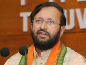"""""""The Home Minister also has a duty to clarify how ISI is active in the area,"""" BJP spokesperson Prakash Javadekar said. (BCCL)"""