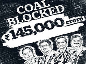 Around Rs 145,000 crore had been spent on projects linked to those blocks and which are now held up due to various problems