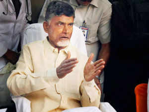 He criticised the Congress for joining hands with the YSR Congress party and TRS for taking the decision of carving out separate Telangana. (PTI)