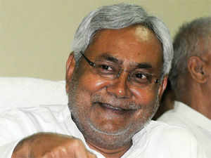 Nitish's carcade was ready at his 1, Anne Marg residence to leave for the airport to fly to Munger when the visit was cancelled, sources said.