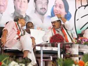 The state Congress today said it wanted to contest 29 Lok Sabha seats while it was ready to cede 19 seats to its alliance partner NCP.