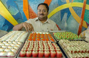 Mithai makers focus on hygiene, new flavours to take on confectionery brands in gifting market.