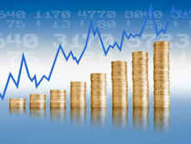 A sample of 213 companies shows a 3% uptick in net profit while sales rise 14.5% in Q2; two sectors have benefitted from 10-11% depreciation in rupee.