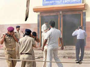 MHA asked authorities in Rajasthan, Madhya Pradesh, Chhattisgarh, Delhi & Mizoram to tighten security in political rallies as terrorists may target such gatherings.