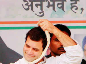BJP said the tenor of Rahul's speech was to incite hatred among Hindu-Sikhs & Hindu-Muslims and appeal for votes on the basis of communal sentiments.