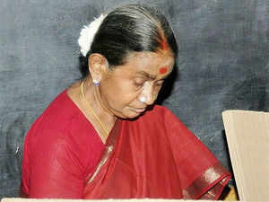 Dayalu Ammal, wife of DMK chief M Karunanidhi, today recorded her statement as a prosecution witness before the Chief Metropolitan Magistrate (CMM) in the 2G spectrum case.