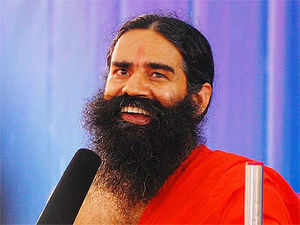 Ramdev said that one had entered politics because of his family while the other had worked the hard way to earn all that was his due.