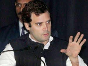 """Rahul Gandhi is speaking the language of RSS. He should either provide evidence for his allegations or immediately withdraw his statement,"""