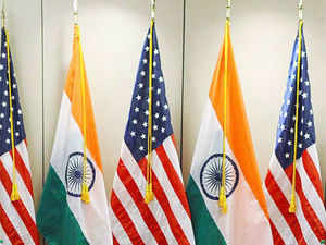 A US defence contractor, owner of two New Jersey-based firms, was arraigned by a court today on charges of illegally exporting to India blueprints of the hi-tech military equipment and their parts